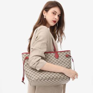 DHL içindeki OC Mono Kaplı Tuval klasik Omuz Çantası Gerçek deri kayış En kaliteli kadın çantası Moda kare yeni Renkler ücretsiz teslim