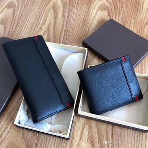In 2020 the new man wallet soft cowhide length with folded bag high-capacity card bag fashion men's wallet