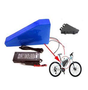 Li-Ion Akku 72v Triangle batterie 72V 17.4Ah / 20Ah / 25Ah batterie au lithium pour vélo électrique 3500W 3000w