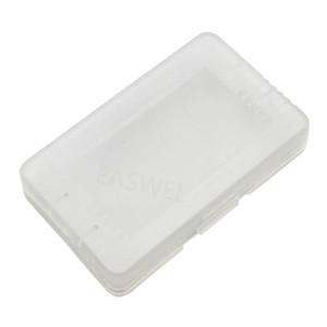hard clear plastic cases for Nintendo game boy Advance GBA SP GBM GBA Games Card Cartridge (box)