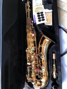 Япония Янагисава T-902 тенор Bb Тенор саксофон играет саксофон супер профессиональный тенор-саксофон с делом Free
