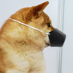 Ağız Evcil Köpekler Yüz Mascherine Respiratörler Karşıtı Çağrı PM2.5 toz geçirmez Köpek Kullanım 5fk UU Maske Nefes Kapaklar