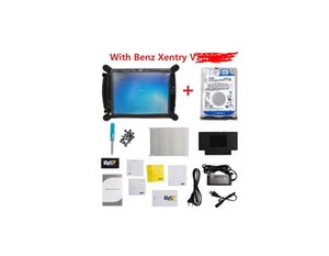 V2020.03 EVG7 Tablet DL46 HDD500GB DDR4GB Diagnostic Controller Tablet PC + For BMW icom ista and Xentry software