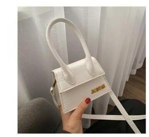 Designer- Omuz Çantası eğilim Kore yeni moda ins süper yangın küçük çanta 2019 kadın şık ve dayanıklı