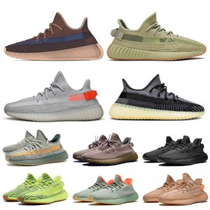 Kanye West 2020 Running shoes size 13 Yecher Sulfur Tail Light Asriel Israfil Translucent Abez Eliada mens trainers womens sports sneakers