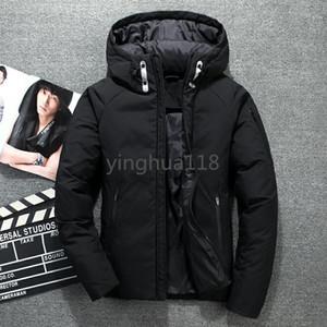 2020 Новое высокое качество Новая зимняя мужская куртка пуховик отдыха Марка пуховик Теплый лыж Мужские пальто фак 05