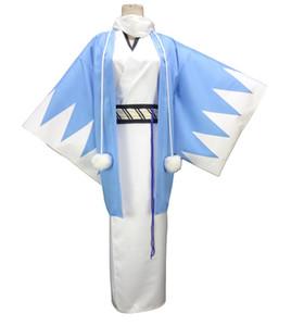 Costumes Touken Ranbu online Cosplay Yamatonokami Yasusada Cos Izuminokamikanesada Cosplay limpeza Mulheres Vestuário KATSUGEKIUniform Ternos