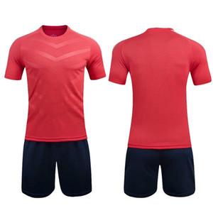 vestiti di calcio della scuola primaria e secondaria soddisfare maschio adulto squadra di calcio di usura vestiti di addestramento di lavagna luminosa magliette personalizzate estivi bambini