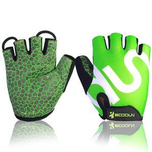 Men Women Cycling Gloves Half Finger Summer Breathable Anti-slip Road Mountain Bike MTB Gloves Bicycle Gym Sport Gloves Fitness