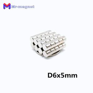 2019 иман 50шт неодимовые дисковые магниты 6x5 мм N50 супер сильный сильный редкоземельные 6 мм х 5 мм маленький круглый магнит 6 * 5 6 мм х 5 мм
