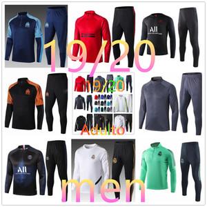 new 19 20 real madrid training suit men tracksuit soccer 2019 2020 chandal futbol survêtement de football survetement foot kit