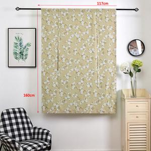 La cortina del apagón para el tratamiento persianas de ventana Ventana terminado cortinas blackout cortinas Salón Dormitorio Persianas 117 * 160 cm DBC DH0900-11