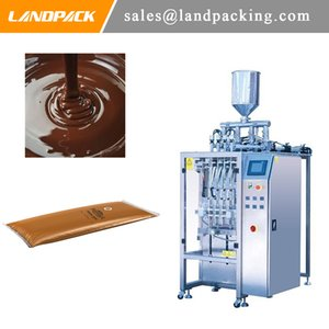 Máquina multifuncional vertical del paquete del palillo de la salsa del chocolate Fabricantes Máquina líquida del paquete del palillo de la salsa líquida