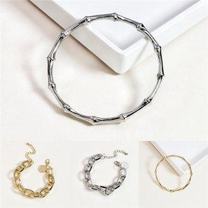 2 PCs Set Couple Bracelet For Women And Men New Fashion Love Bracelet Heart Star Round Charm Bracelets Lovers' Gift Rope Chain#468