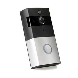 Akıllı Kapı zili Kamera Akıllı Görüntülü Kapı Bell visiable Kapı Bell Powered Kablosuz Yeni Ev Güvenlik Pil