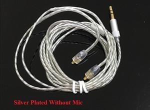 DIY MMCX Кабель-адаптер для Shure SE215 SE535 SE846 Запасной провод для наушников для iPhone xiaomi Samsung