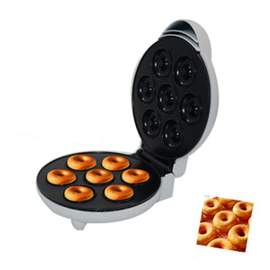 Beijamei MINI Donut Eier backen Kuchen Maschine Frühstück Electric Donut Waffeleisen automatische Pfannkuchen Donut Makers