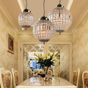 Retro Vintage Empire Bal Royal Style de Big Led cristal moderne Lustre Lampe Lustres Lumières E27 Pour Salle de bain Chambre Salle