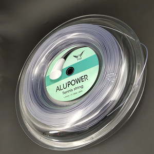 LUXILON High Quality Hot Sell Polyester Alu Power Tennis String 1.25MM Gray Color With Factory Best Price Tennis Racquet String