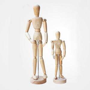 Artista Movable Limbs Figura maschile di azioni Toy Toy Model Art Sketch disegna action figure di alta qualità Toy For Cartoon Drawing