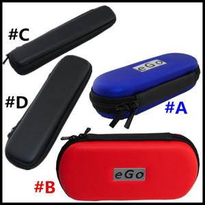 EGO colorido estuche de cremallera Promoción venta de la fábrica para el cigarrillo electrónico caja del kit de transporte ajustable al logotipo del ego bolsas con el envío libre de color diferentes