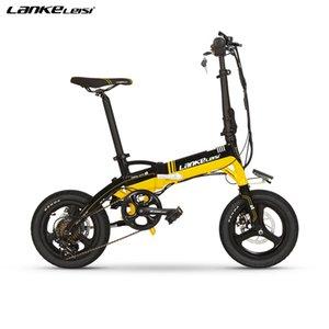 """L'alta qualità del CE 14"""" pollici portatile pieghevole bicicletta elettrica Mini E-bike con L G batteria al litio"""