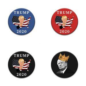 2020 Le Joker Pin Moive Cartoon Broche émail drôle Trump Badge Sac à dos Denim Vêtements Pins et Broches cadeau pour les femmes et les hommes fans # 341