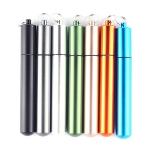 Portable Foldable Metal Straw Set Reusable Collapsible Drinking Straw Stainless Steel Straws For Bar Accessories