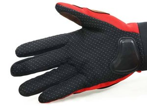 Cycling gloves, long fingers, outdoor cycling all refer to winter sports, shock-proof racing car, motorcycle tactics