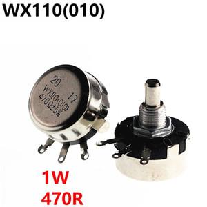 Wx110 010 Wx010 1 W 470R potenziometro resistenze regolabili
