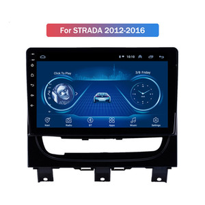 9 inch For Fiat STRADA 2012-2016 Car Radio Multimedia Video Player Navigation GPS Android 10