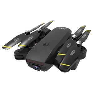 2020 Avion RC Jouet, double caméra 4K HD WIFI FPV Drone, Tenir Attitude optique, Piste de vol, Fllow Me Modèle quadcopter, cadeaux enfants, 3-2