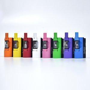 Authentic Imini Box Mod Starter Kit 500mAh Thick Oil Vaporizer Battery with 0.5ml 1.0ml Libery V1 Cartridge 100% Original