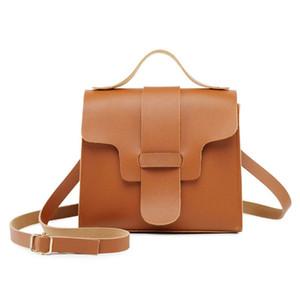 THINKTHENDO 2019 новых женщин сумки на ремне сумки Tote кошелек Кожа PU дамы Посланника Hobo Crossbody