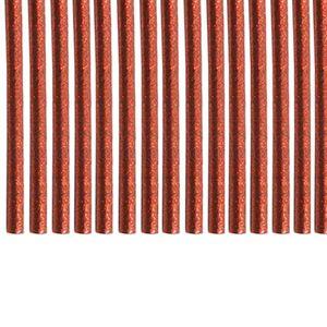 20 Pieces Non-toxic Hot Glue Gun Sticks 7x100 mm Hot Melt Glue Sticks Mini Glitter for DIY Art Craft Woodworking