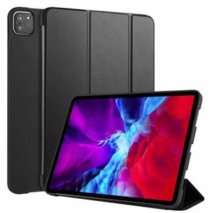 iPad 10.2 2019 7 Nesil Mini 2 3 4 5 Hava 9.7 2018 10.5 Pro 11 12.9 2020 Yumuşak Silikon Tablet Kılıfı Kickstand Shell için