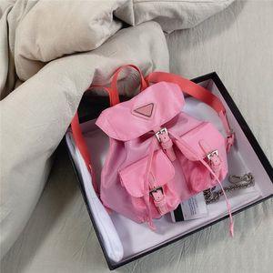 Bolsa de lujo del diseñador de moda Mochila Bolsa de hombro Crossbody mochilas escolares Mini CFY2005054
