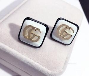 Designer de moda de luxo G Letras Brincos Venda Quente Ear Stuf Brincos Jóias Para Mulheres Meninas Partido Jóias