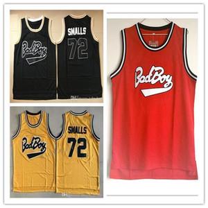 на заказ Bad Boy Notorious Big 72 Biggie Smalls мужчина женщины молодежные баскетбольные майки размер S-5XL любое имя номер