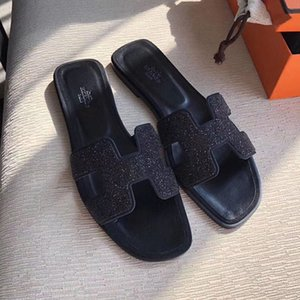 2020 new slippers sandals flat shoes real leather slippers best quality slippers sandals casual shoes ladies wear bvn01