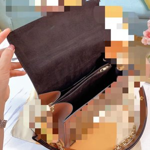 Women Shoulder Bags real sheepskin leather Lozenge Handbags Metal leather chain portable bag genuine leather Diagonal Bags