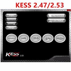 Neu KESS V2.53 Ksuite 2,53 2,47 Software Download Links Für KESS V2 V5.017 KTAG V7.020 V2.47