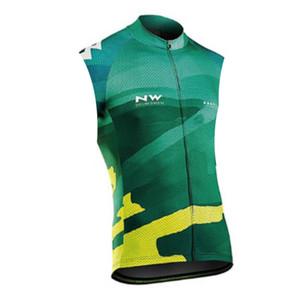 Novo 2019 NW Northwave ciclismo jersey homens verão bicicleta clothing maillot ciclismo mtb bicicleta camisa respirável ciclismo colete sportswear y070903