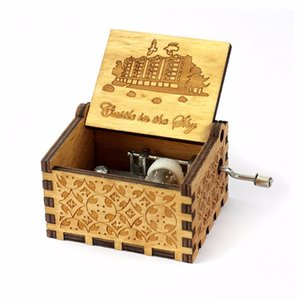 New Castle In The Sky Music Box Happy Birthday Lord Kings Imagine John Lennon Game Of Thrones Christmas Year Gift
