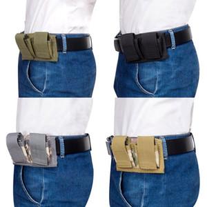 التكتيكية مسدس كليب الحافظات الصيد الملحقات بندقية البنود الصغيرة أكياس تخزين الحافظات مسدس جهاز اليد رخوة جديد