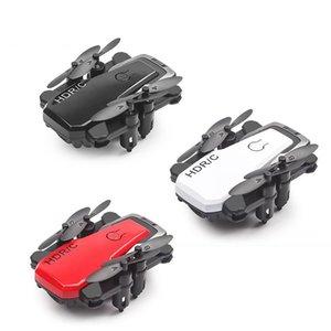 Mini Drone com 4k câmera HD dobrável Drones One-Key Retorno FPV Quadrotor Siga-me RC Helicopter quadrocopter Toy Kid