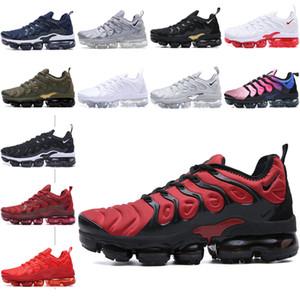 Nike Air TN Plus 2019 Hot vendita 2.020 tn Bianco triple Uomo Donna Ragazzi e Ragazze, più nero bianco casual Scarpe casual sportive scarpe da tennis EUR36-45