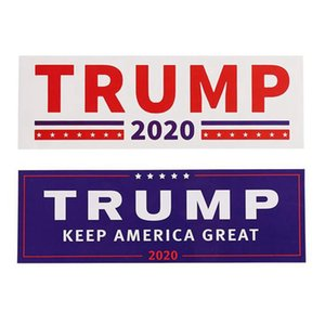 Donald Trump Autocollants voiture Président 2020 autocollant pour voiture Gardez Marque Amérique Grand Decal Accessoires Décor voiture DDA32