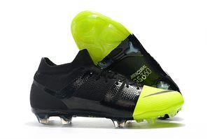 2019 erkek futbol ayakkabıları Mercurial Greenspeed 360 FG futbol ayakkabıları ucuz futbol koç boynuzu