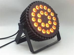 LED Par 24x18W RGBWA UVlichter 6in1 LED Beruf Szenenlicht RGBW 4in1 Lichtszene Wasch Licht